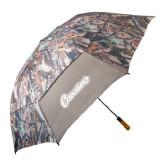 58 Inch Hunt Valley Camo Umbrella-Cavaliers Script