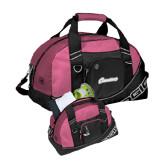 Ogio Pink Half Dome Bag-Cavaliers Script