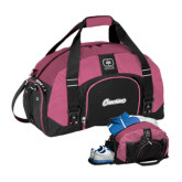Ogio Pink Big Dome Bag-Cavaliers Script