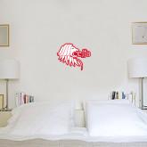 1 ft x 1 ft Fan WallSkinz-Lion Head w/ Celts
