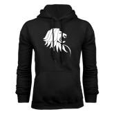 Black Fleece Hoodie-Lion Head