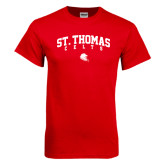 Red T Shirt-St. Thomas Celts Arched