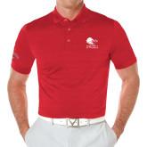 Callaway Opti Vent Red Polo-Official Logo