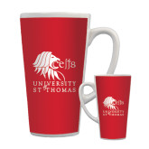 Full Color Latte Mug 17oz-Official Logo