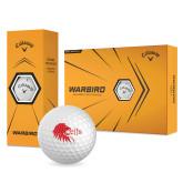 Callaway Warbird Golf Balls 12/pkg-Lion Head w/ Celts