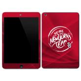 iPad Mini 3/4 Skin-We are New Yorks Team