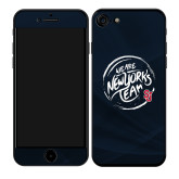 iPhone 7 Skin-We are New Yorks Team