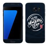 Samsung Galaxy S7 Skin-We are New Yorks Team