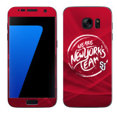Samsung Galaxy S7 Skin-We are New Yorks Team