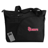 Excel Black Sport Utility Tote-St Johns