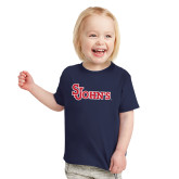 Toddler Navy T Shirt-St Johns