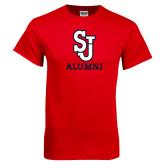 Red T Shirt-Alumni