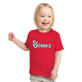 Toddler Red T Shirt-St Johns