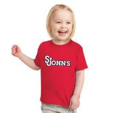 Toddler Red T Shirt-St Johns