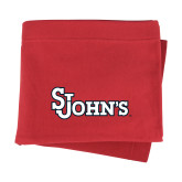 Red Sweatshirt Blanket-St Johns