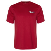 Syntrel Performance Red Tee-St Johns