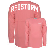 Pink Game Day Jersey Tee-St Johns