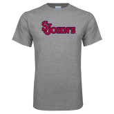 Grey T Shirt-St Johns