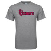 Grey T Shirt-St Johns