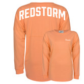Coral Game Day Jersey Tee-St Johns