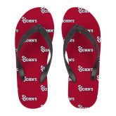 Full Color Flip Flops-St Johns