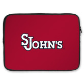15 inch Neoprene Laptop Sleeve-St Johns
