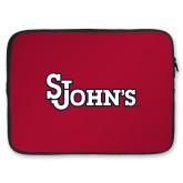 15 inch Neoprene Laptop Sleeve-St Johns