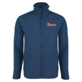 Navy Softshell Jacket-St Johns