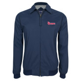 Navy Players Jacket-St Johns