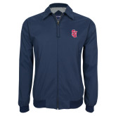 Navy Players Jacket-SJ