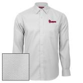 Red House White Diamond Dobby Long Sleeve Shirt-St Johns