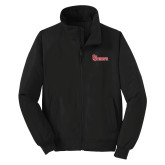 Black Charger Jacket-St Johns