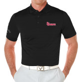 Callaway Opti Vent Black Polo-St Johns