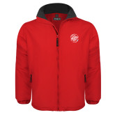 Red Survivor Jacket-We are New Yorks Team
