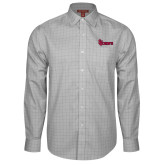Red House Grey Plaid Long Sleeve Shirt-St Johns