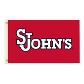 3 ft x 5 ft Flag-St Johns