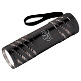 Astro Black Flashlight-SJ Engraved