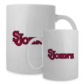 Full Color White Mug 15oz-St Johns