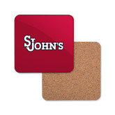 Hardboard Coaster w/Cork Backing-St Johns
