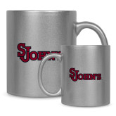 Full Color Silver Metallic Mug 11oz-St Johns