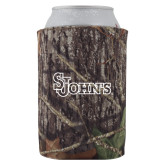 Collapsible Mossy Oak Camo Can Holder-St Johns