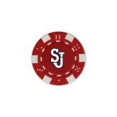 Red Game Chip-SJ