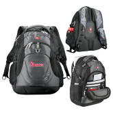 Wenger Swiss Army Tech Charcoal Compu Backpack-St Johns