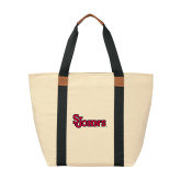 Natural/Black Saratoga Tote-St Johns