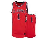 NIKE Replica Red Rio Basketball Jersey-