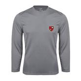 Performance Steel Longsleeve Shirt-Official Shield