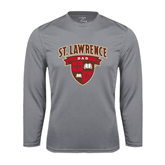 Performance Steel Longsleeve Shirt-Dad