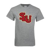 Grey T Shirt-SLU