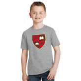 Youth Grey T-Shirt-Official Shield