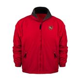 Red Survivor Jacket-SLU Shield